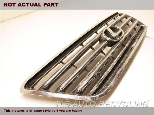 CHROME/GRAY GRILLE 53101-60560