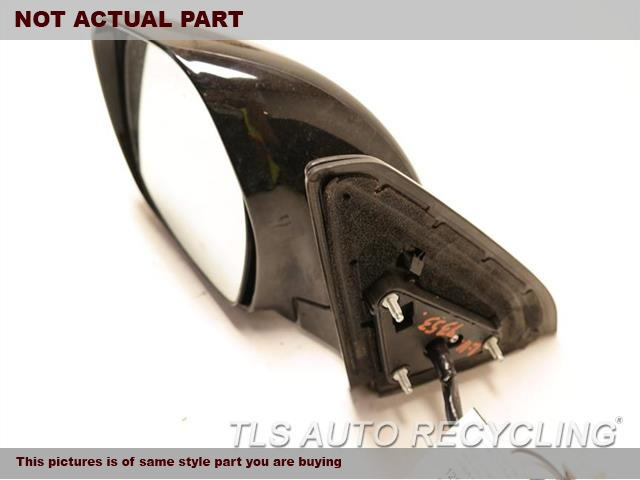 GRAY DRIVER SIDE VIEW MIRROR