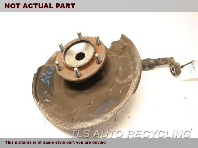 2007 Toyota FJ Cruiser Spindle Knuckle, Fr. RH,KNUCKLE 4X4