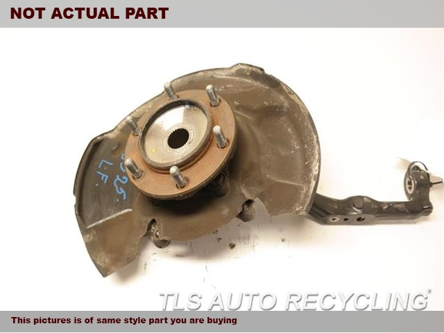 2007 Toyota FJ Cruiser Spindle Knuckle, Fr. LH,KNUCKLE 4X4