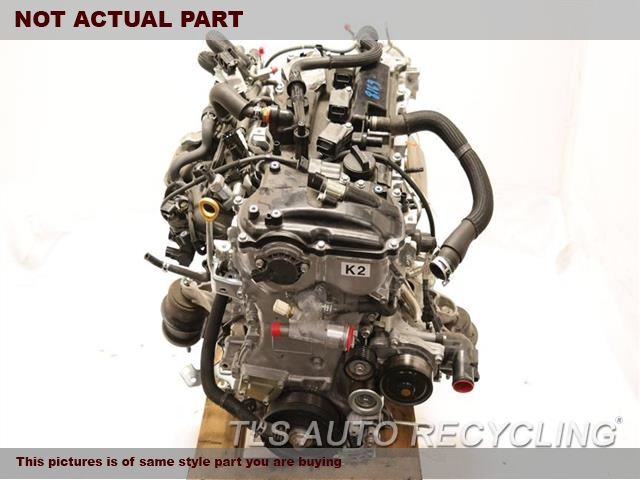 2017 Lexus IS200T Engine Assembly. ENGINE ASSEMBLY 1 YEAR WARRANTY