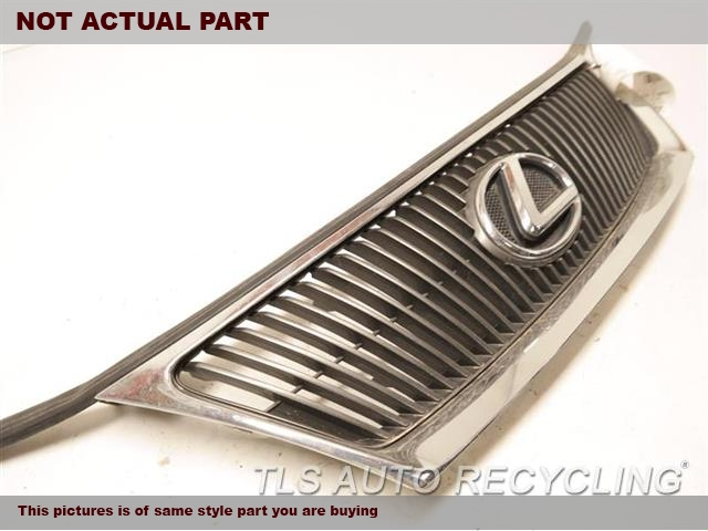 2007 Lexus IS 250 Grille. UPPER GRILLE, W/O PRE-CRASH SYSTEM