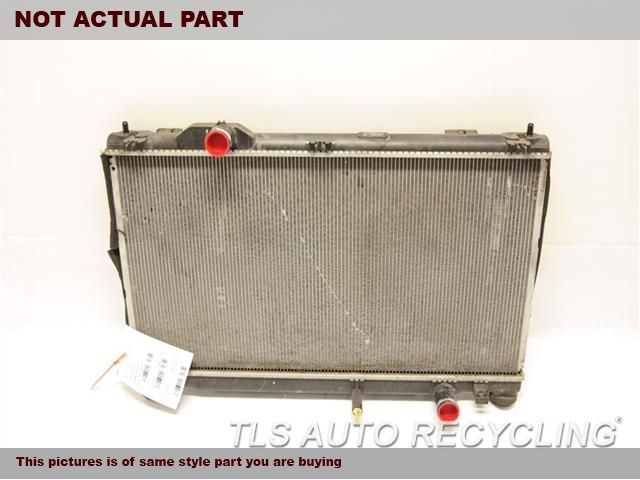 2013 Lexus IS 250 Radiator. RADIATOR 16400-31440