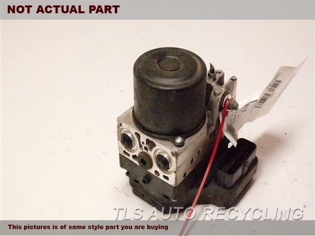 2007 Lexus IS 250 Abs Pump. ACTUATOR AND PUMP ASSEMBLY, RWD