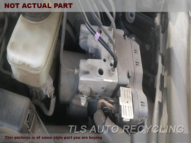 2007 Lexus IS 250 Abs Pump. 2.5L,ACTUATOR AND PUMP ASSEMBLY, RW