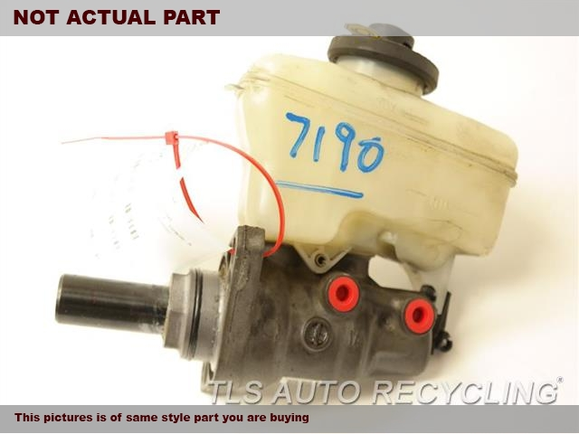 2013 Lexus IS 250 Brake Master Cylinder. BRAKE MASTER CYLINDER 47028-30030