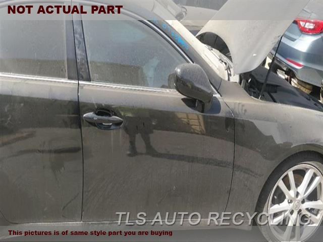 2011 Lexus Is 250 Door Assembly, Front  000,RH,WHT,PW,PL,PM