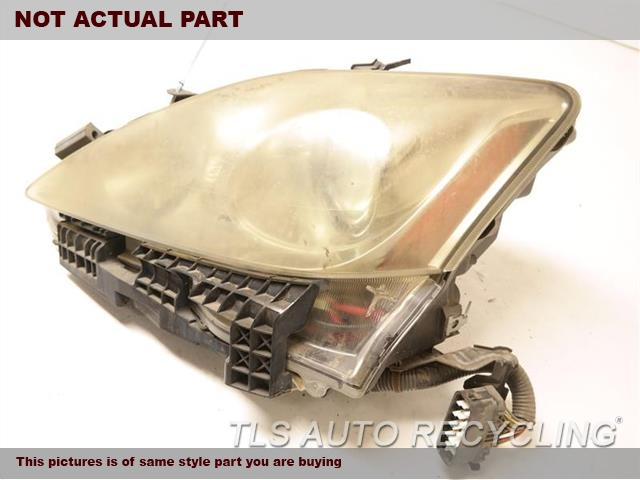 2007 Lexus IS 250 Headlamp Assembly. TABSLH,XENON (HID), (ADAPTIVE HEADLAMPS