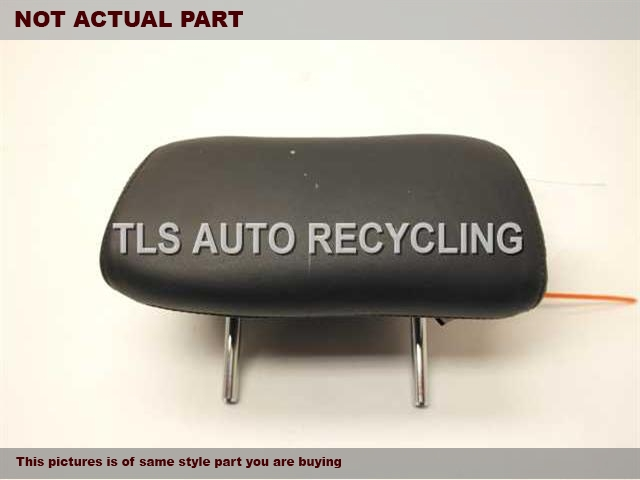 TAN REAR OUTER LEATHER HEADREST
