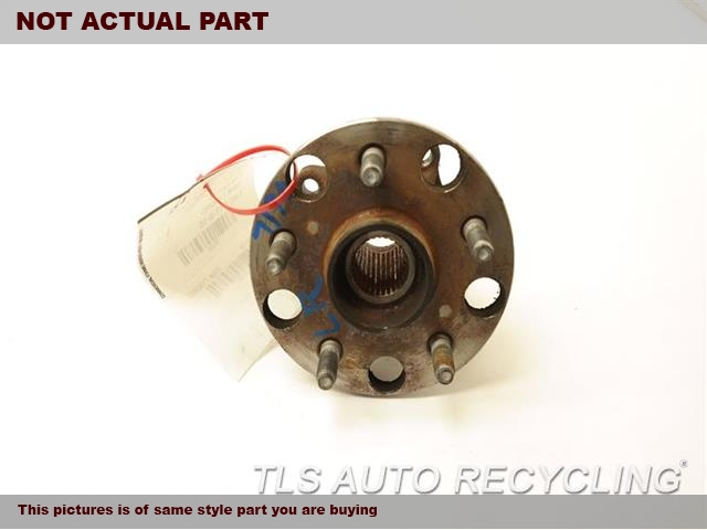 2007 Lexus GS 350 Hub. REAR WHEEL HUB 42410-30020
