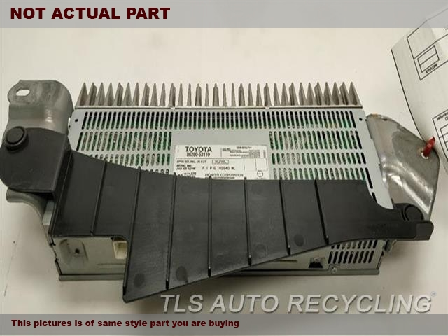 RADIO AMPLIFIER 86280-53110