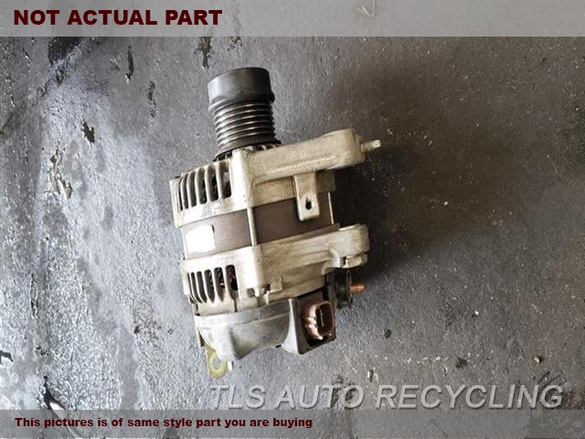 2014 Lexus IS 250 Starter Motor.