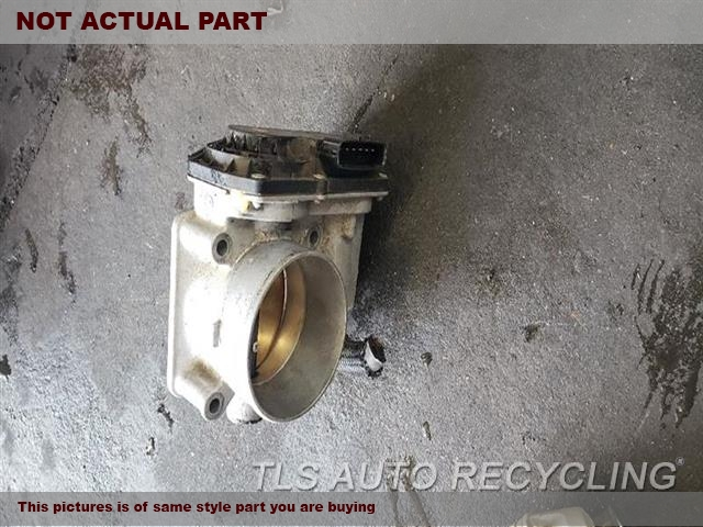 2014 Lexus IS 250 Throttle Body Assy. THROTTLE VALVE ASSEMBLY