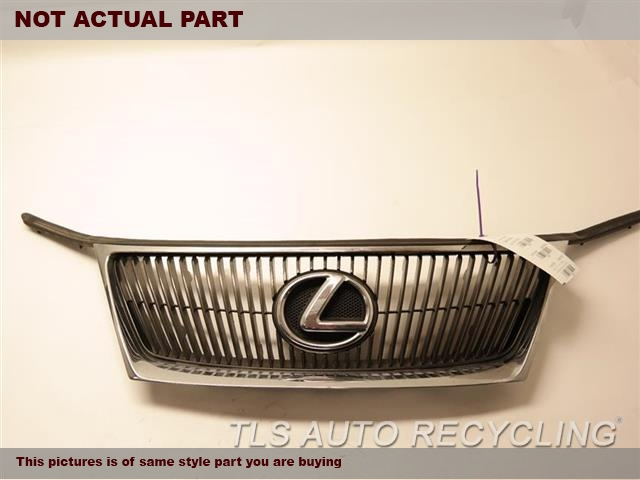 2007 Lexus IS 350 Grille. 53111-53900��UPPER, W/O PRE-CRASH SYSTEM