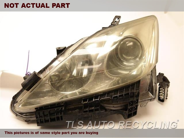 2007 Lexus IS 250 Headlamp Assembly. STRESS CRACKSLH,4DR,XENON (HID), ADAPTIVE