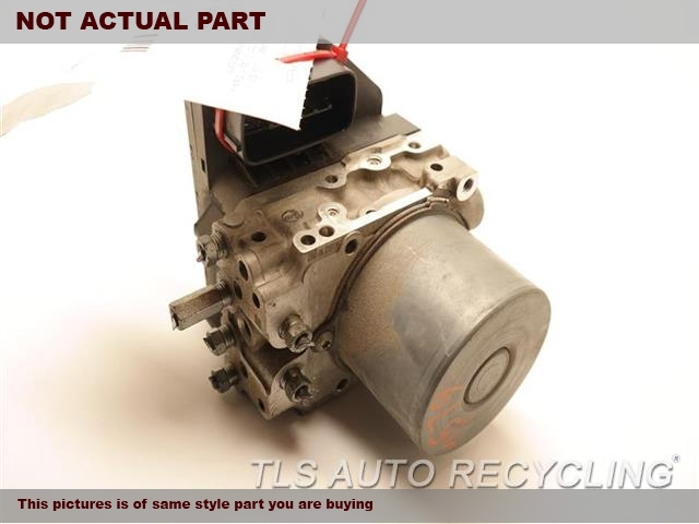 2009 Lexus IS 250 Abs Pump. ACTUATOR AND PUMP ASSEMBLY, AWD