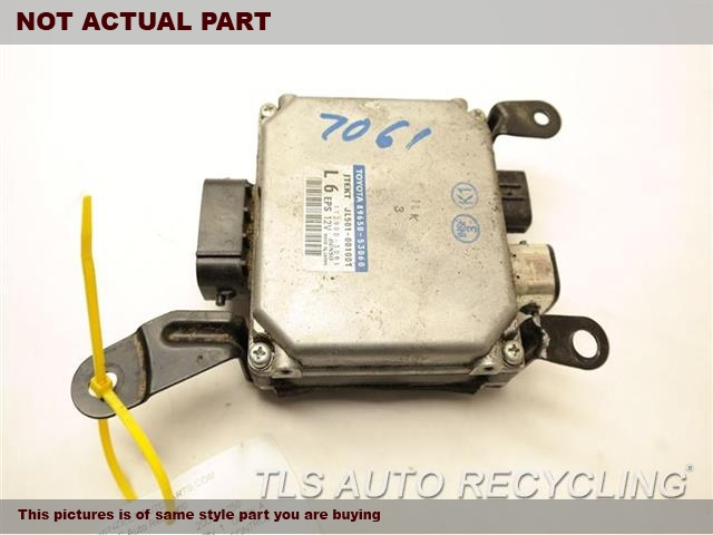 2013 Lexus IS 250 Chassis Cont Mod. 89650-53060 POWER STEERING CONTROL