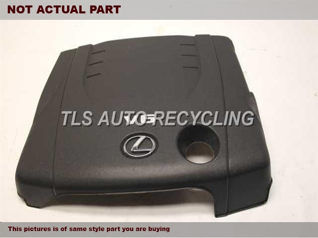 2009 Lexus IS 250 . RADIATOR SUPPORT COVER 53295-53010
