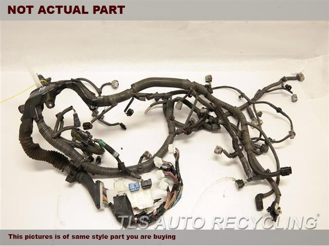 2009 Lexus IS 250 Engine Wire Harness. 82121-53182 ENGINE WIRE HARNESS