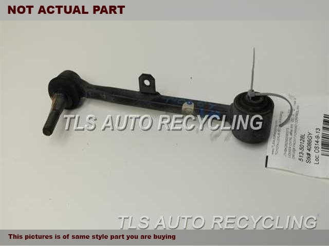 2007 Lexus IS 350 Lower Cntrl Arm, Rr. LH,LOCATING ARMS,FORWARD ADJUSTABLE