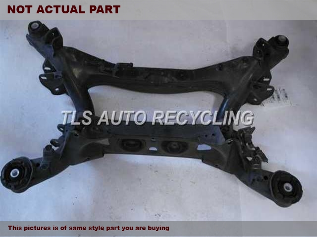 2013 Lexus IS 250 Sub Frame. REAR CROSSMEMBER 51206-30080
