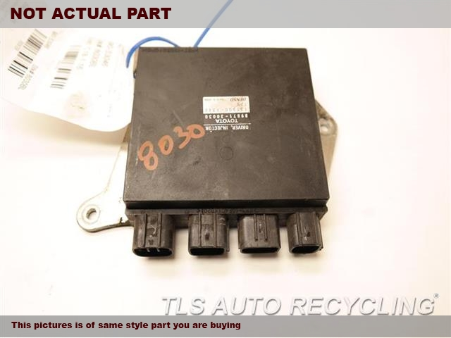 2009 Lexus IS 250 Eng/Motor Cont Mod. 89871-30030 DRIVER INJECTOR