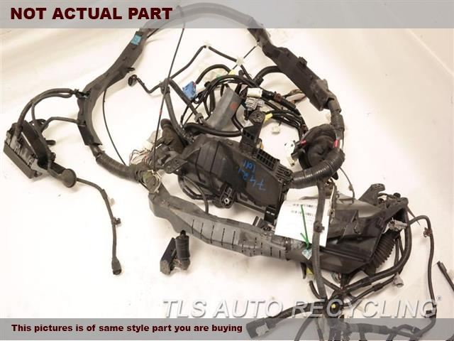 2011 Lexus IS 250 Engine Wire Harness. 82111-53D91 ENGINE MAIN ROOM HARNESS