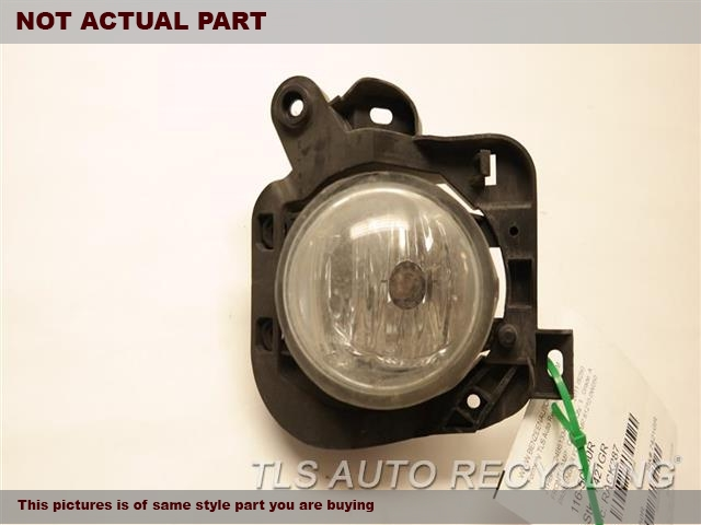 2013 Lexus IS 250 Front Lamp. PASSENGER FOG LAMP 81210-0W050