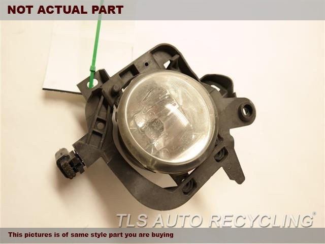 2013 Lexus IS 250 Front Lamp. DRIVER FOG LAMP 81220-0W040