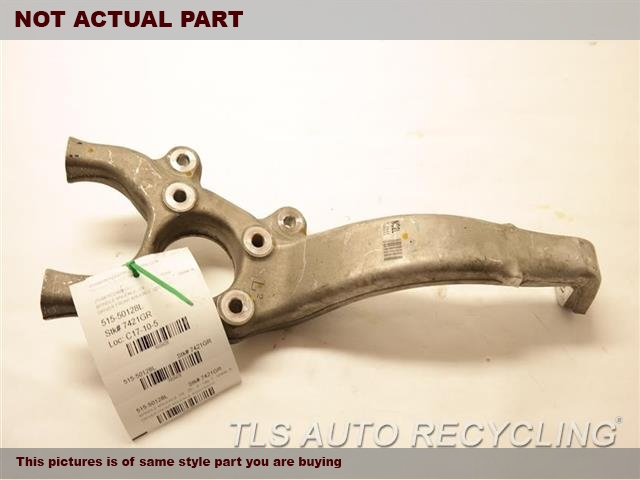 2009 Lexus IS 250 Spindle Knuckle, Fr.  43202-53010 43550-30070DRIVER FRONT KNUCKLE W/HUB