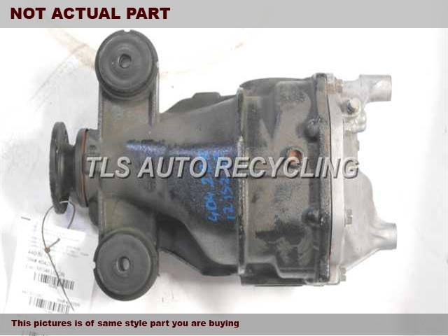 REAR DIFFERENTIAL 41110-53221