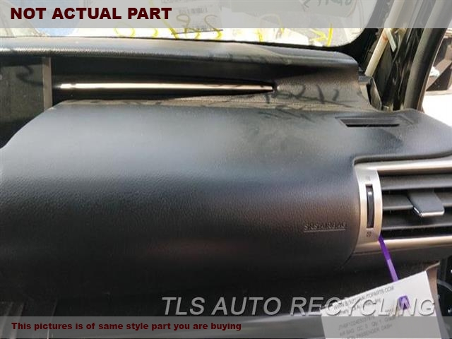 2014 Lexus IS 250 Air Bag. RH,SDN, PASSENGER, DASH