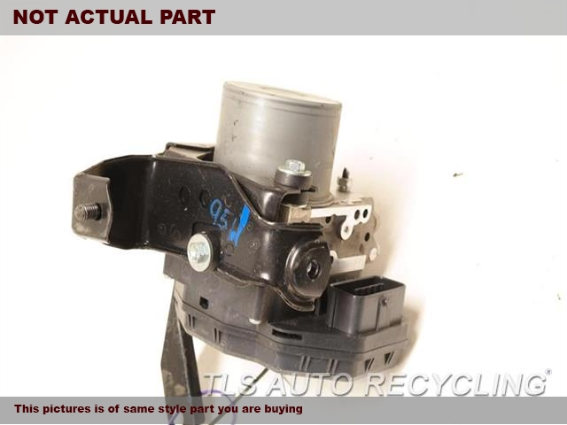 2014 Lexus IS 250 Abs Pump. ACTUATOR AND PUMP ASSEMBLY, SD