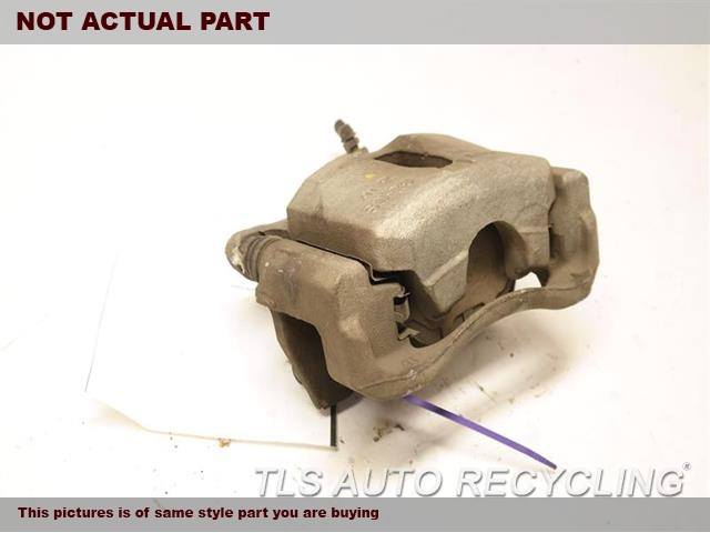 2014 Lexus IS 250 Caliper. RH,FRONT, SDN, W/O SPORT PACKAGE, R