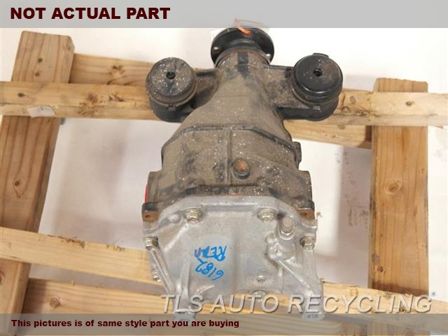 2014 Lexus IS 250 Rear differential. REAR DIFFERENTIAL 41110-53204