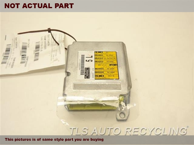 2015 Lexus IS 250 Chassis Cont Mod. 89170-53590 AIR BAG CONTROL COMPUTER
