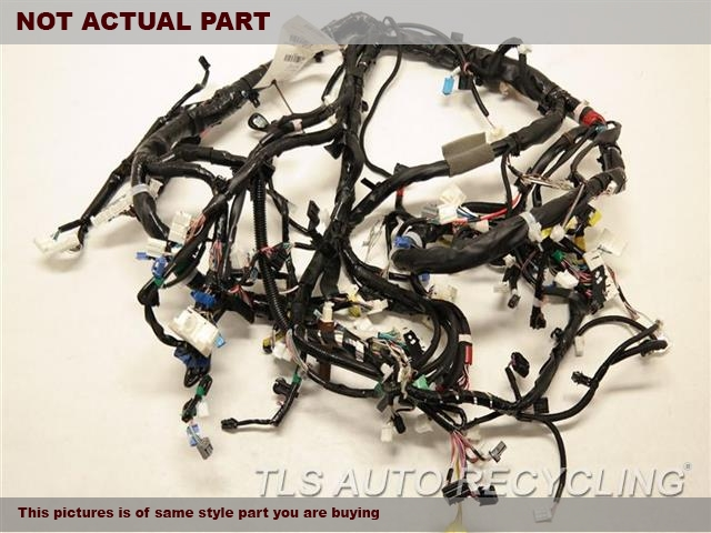 2014 Lexus IS 250 Dash Wire Harness. 82141-53X12 DASH WIRE HARNESS