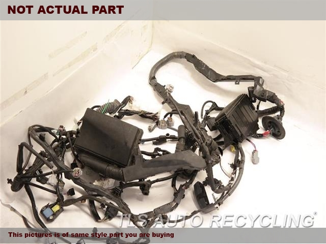 2014 lexus is 250 engine wire harness 82121 53481 used a grade. Black Bedroom Furniture Sets. Home Design Ideas