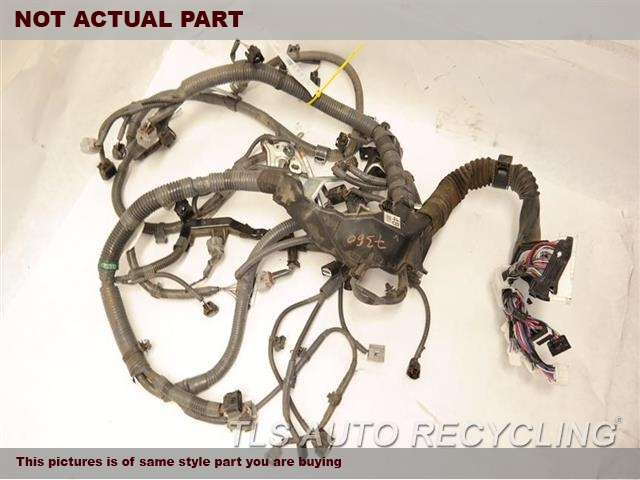 2014 Lexus IS 250 Engine Wire Harness. 82121-53481 ENGINE WIRE HARNESS