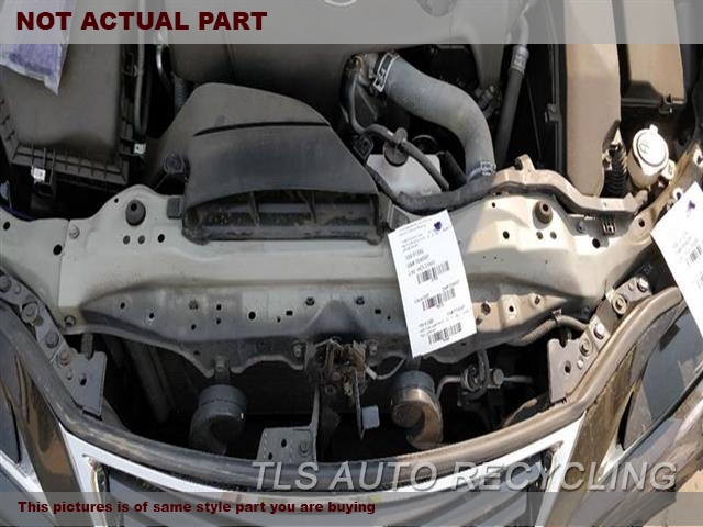2014 Lexus IS 250 Radiator Core Supp. SDN,SUPPORT