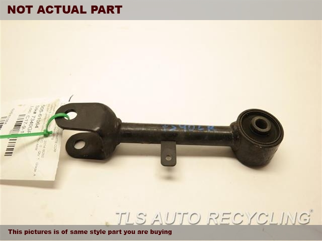 2017 Lexus IS200T Upper Cntrl Arm, Rr.  CHECK