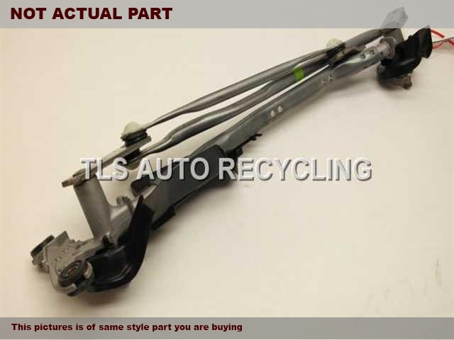 2014 Lexus IS 250 Wiper Transmission. WIPER TRANSMISSION 85150-53080