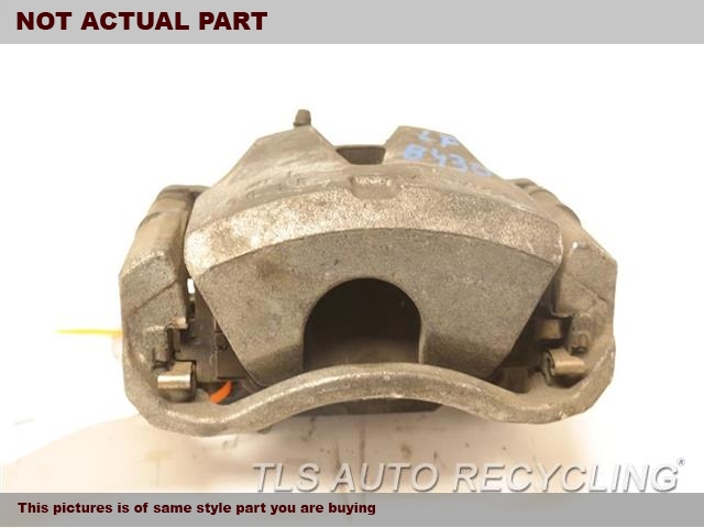 2015 Lexus IS 250 Caliper. LH,FRONT, SDN, SPORT PACKAGE