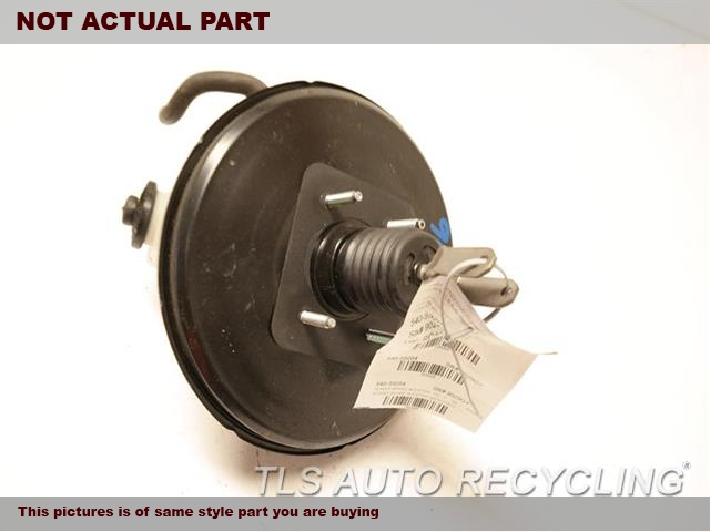 2014 Lexus IS 250 Brake Booster. SDN