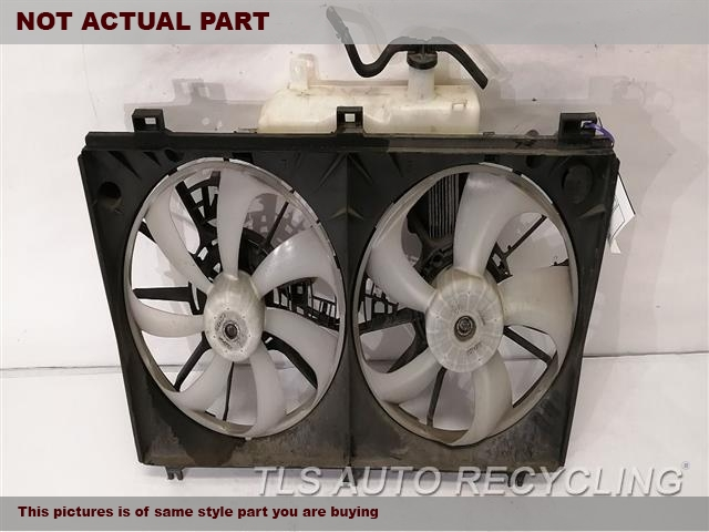 2014 Lexus IS 250 Rad Cond Fan Assy. FAN ASSEMBLY, SDN