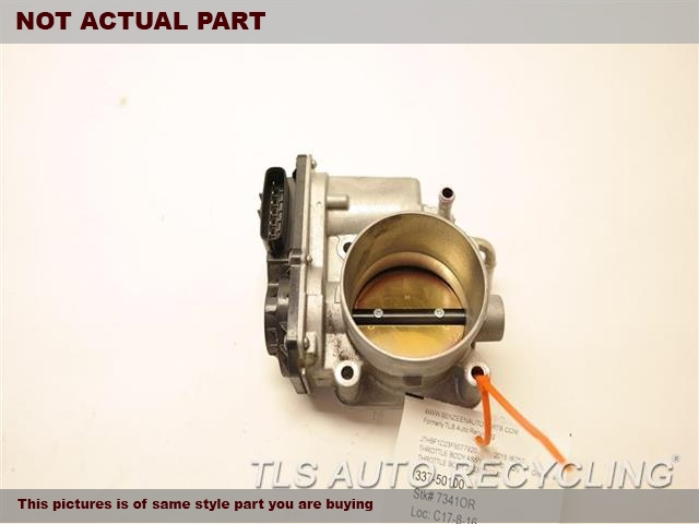 2009 Lexus IS 250 Throttle Body Assy. THROTTLE BODY 22030-31020
