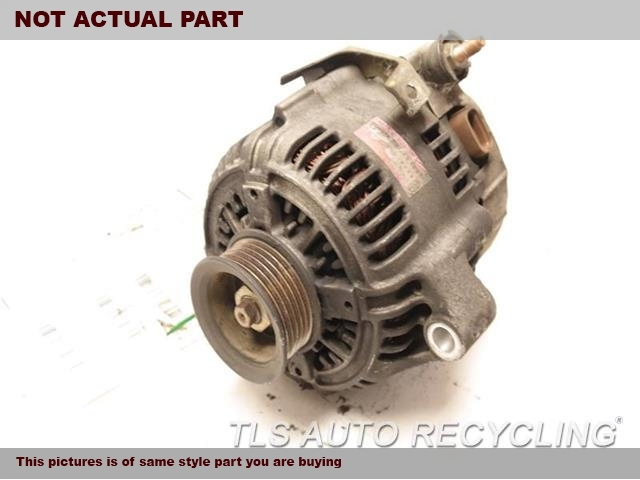 2001 Lexus IS 300 Alternator. (100 AMP)