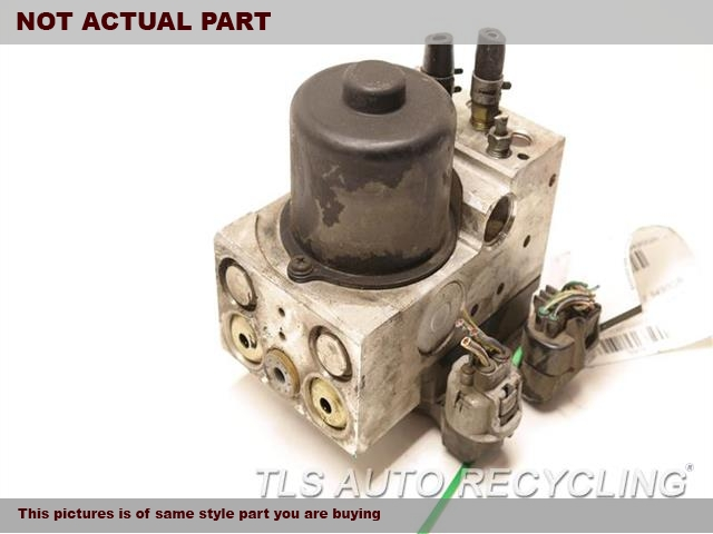 2001 Lexus IS 300 Abs Pump. ACTUATOR AND PUMP ASSEMBLY