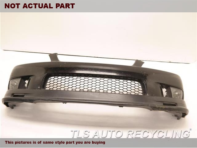 1C6/CHARCOAL FRONT BUMPER COVER