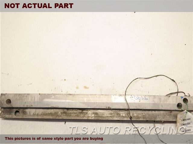 2001 Lexus IS 300 Bumper Reinforcement, Rear. REINFORCEMENT BAR